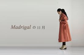 Madrigalの11月